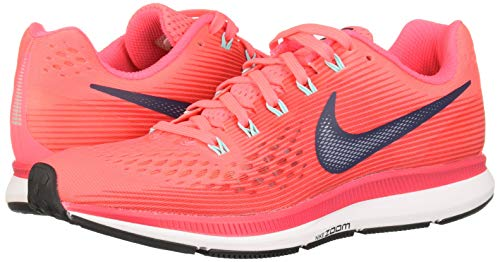 nike pegasus 34 mujer running rosa