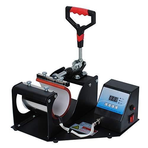 Mug Press Sublimation Machine?DIY Mugs Sublimation Printing Machine for Coffee Mugs Cup Heat Transfer Sublimation 11oz