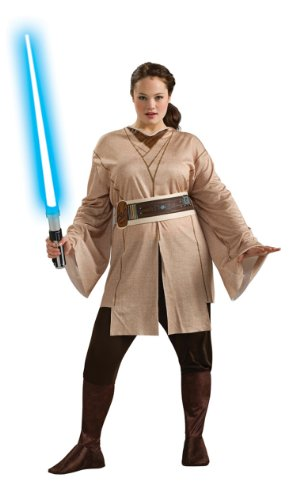 Rubie's Women's Plus-Size Star Wars Adult Jedi Knight, Multicolor, Plus - http://coolthings.us