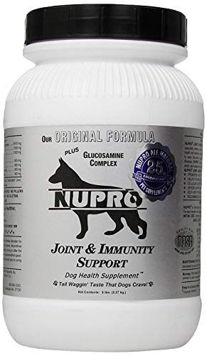 Nupro Joint Support + Glucosamine - 5 lbs