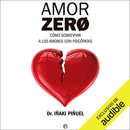 Amor Zero [Love Zero] (Narración en Castellano)  By  cover art