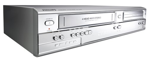 Best Review Of Philips DVDR600VR DVD Recorder with VCR