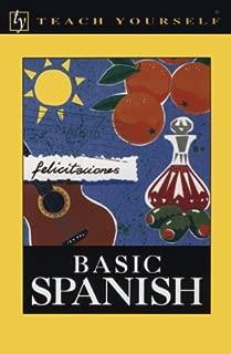 Teach Yourself Basic Spanish