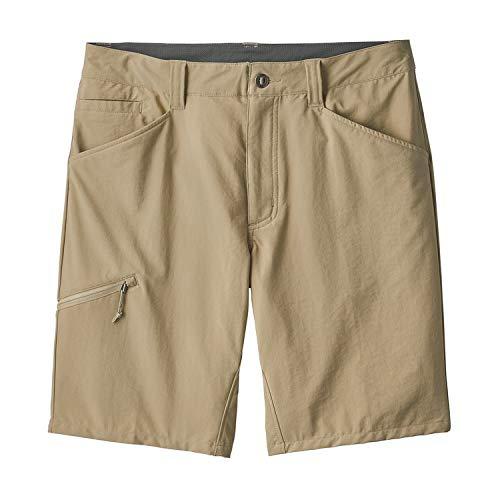 Patagonia M 'S Quandary 10in, Shorts L Kakigrün (EL Cap Khaki)