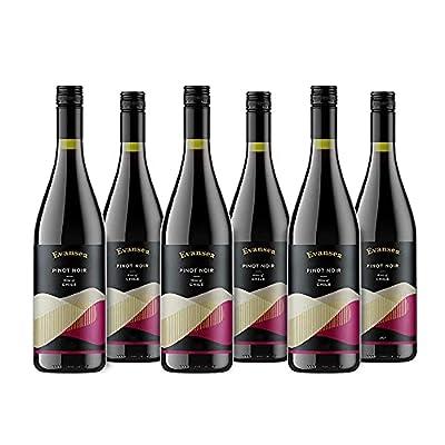 Evansea Pinot Noir, Chile (6x75cl)
