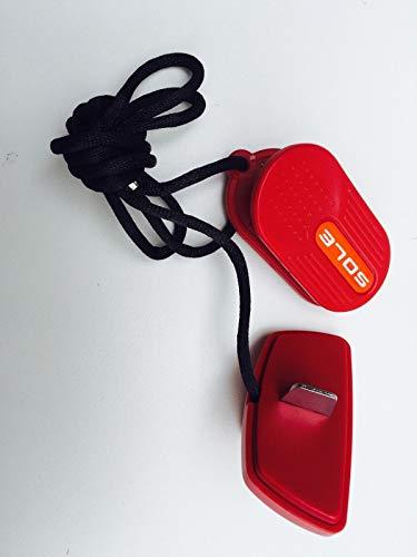 SOLE Safety Key N100013-A5 Works Fitness F60 F80 AF83 AF85 AF63 Treadmill 2013 2014