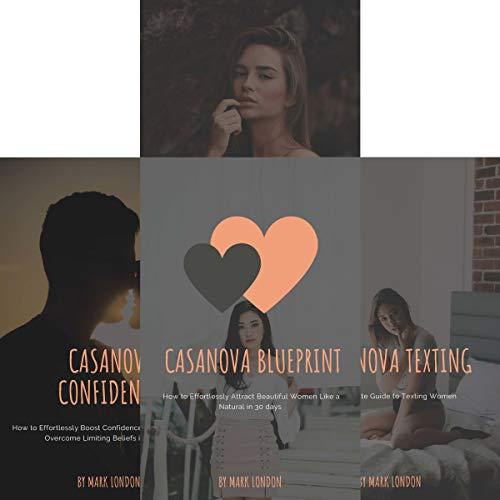 Modern Casanova Series (4 Book Series) cover art