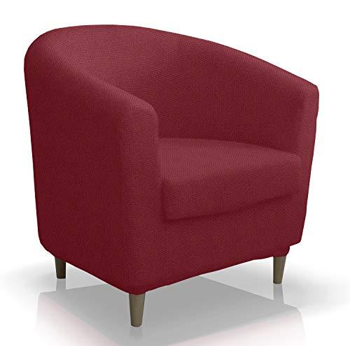 Bartali Funda para Sillón IKEA Modelo Tullsta butaca Cabriolet butacón Chesterfield Protección butaca Tejido elástico - Sillón NO Incluido (05)
