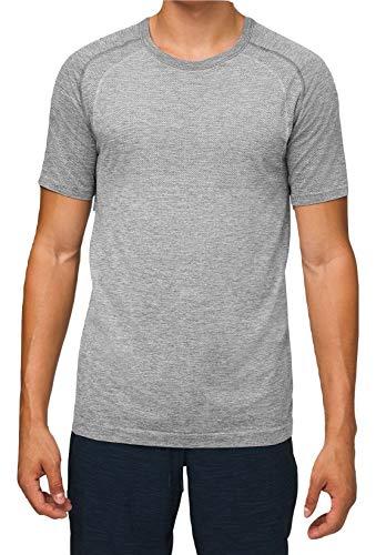 Lululemon - Camiseta de manga corta para hombre, XL, Spirit Green