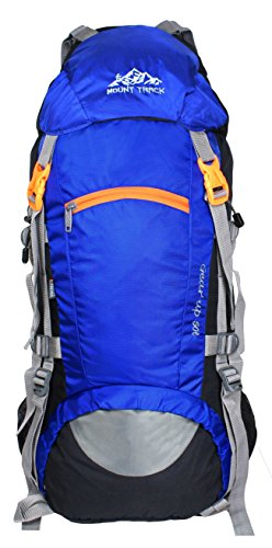 MOUNT TRACK 50 Ltr Neon Blue-Black Rucksacks