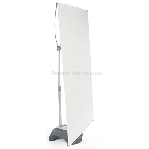 Amazon.com : Portable Banner Sign Stand Holds Graphics up to 39