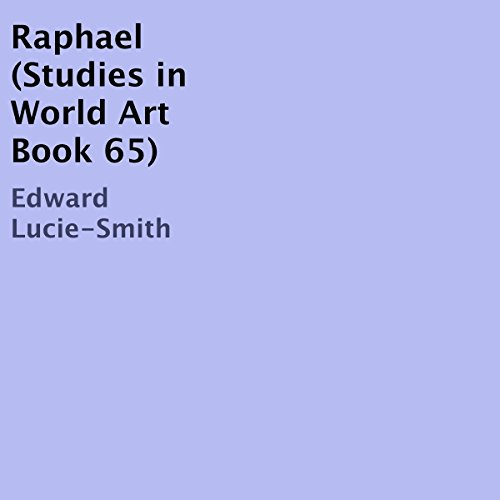 Raphael audiobook cover art