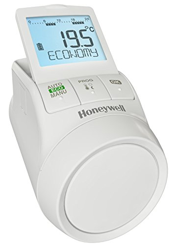 Honeywell HR90 Weiß Thermostat - Thermostate (Weiß, IP30, Digital, 5-30 °C, 54 mm, 60 mm)