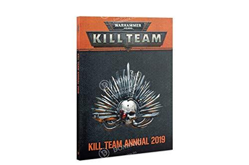 Games Workshop Warhammer 40,000 Kill Team: Annual 2019