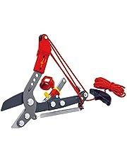 Wolf-Garten Multistar® RC-VM 71ACA005650 Professionele boomschaar, rood, 37 x 23 x 7 cm