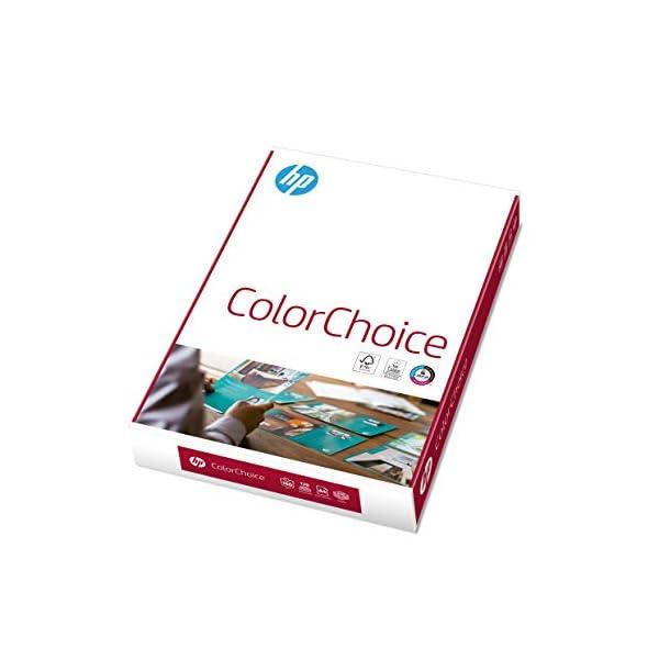 HP Colour Laser – Papel de alta calidad (A4, 160 g) 250 hojas