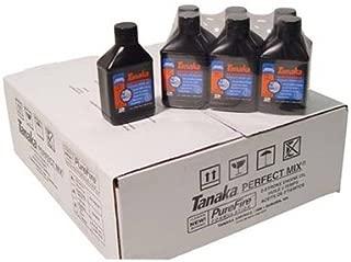 Tanaka 700207 6.4 oz. 2 Cycle Stroke Engine Oil44; Pre-Measured Mix