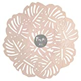 Sacow_ ☔ Storage Fruit Plate,Hollow Plastic Home Living Room Coffee Table Snack Plate Storage Candy Dish (Pink)