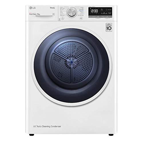 FDV309W Vivace A++ Heat Pump 9kg Load Tumble Dryer