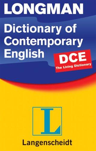 Longman Dictionary of Contemporary English (DCE) - Buch (kartoniert)
