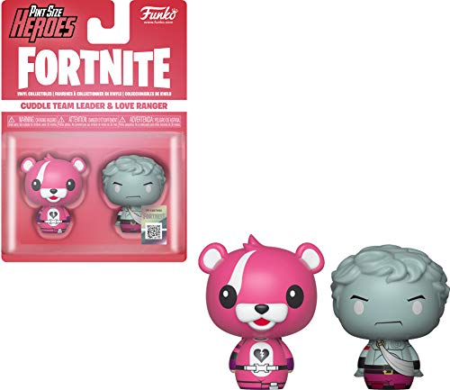 Pint Size Heroes: Fortnite: Cuddle Team Leader & Love Ranger