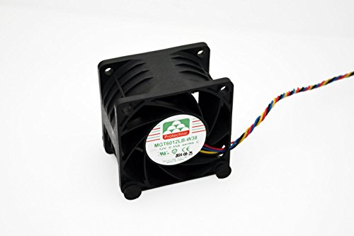 U8679 – DELL OPTIPLEX GX620 Fan 60 mm 12 V Pin Fan San Ace 60 (9g0612p1 m041)