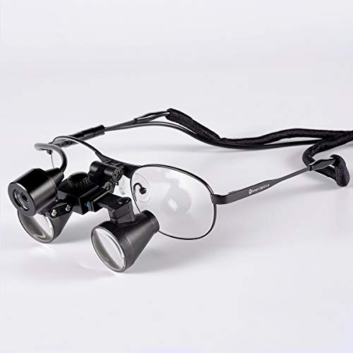 Songzi Optics 2.5X 3X 3.5X Optional Titanium Frame Binocular Dental...