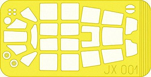Eduard Accessories N61JQ-JX001 Modélisme Accessoires a6 m5 Zero