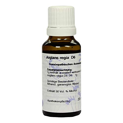 JUGLANS REGIA D 6 Dilution 20 ml