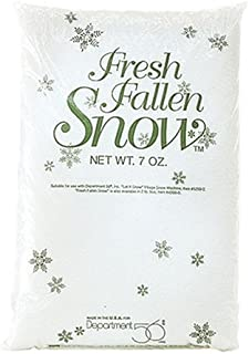 decorative snow fluff