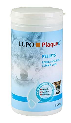 Luposan Plaquex Mundpflege für Hunde (1000 g)