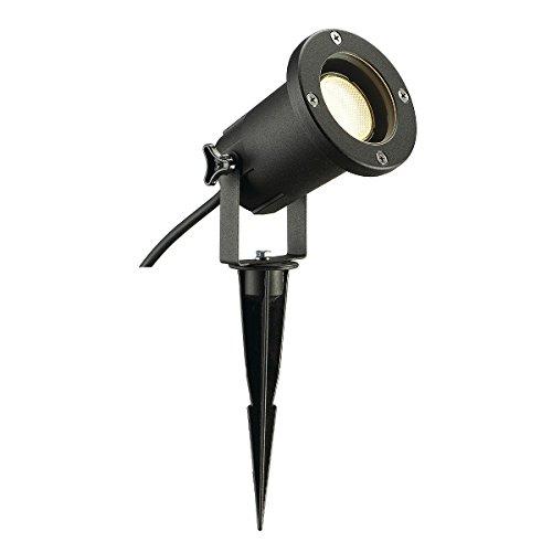 Unbekannt Außenstrahler Nautilus Spike XL, schwarz EEK: B - A++