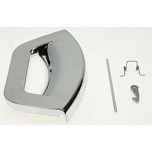 Kit poignée de hublot pour machine à laver Futura Ariston Hotpoint Pièce de rechange d'origine C00287769