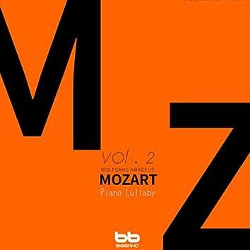 Mozart Piano Lullaby, Vol. 2 (Classical Lullaby,Prenatal Care,Prenatal Music,Pregnant Woman,Baby Sleep Music,Pregnancy Music)
