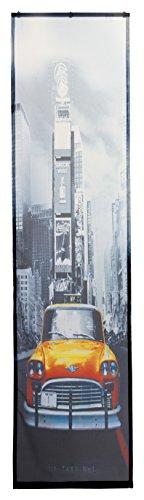 Schwar Textilien Flächenvorhang Schiebegardine Schiebevorhang Gardine Vorhang transparent City (New York)