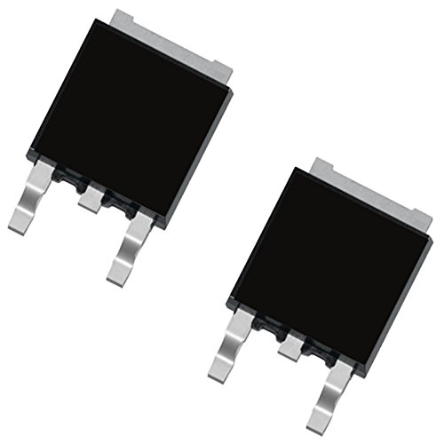 2 x IRF5305SPBF P Channel Hexfet Power MOSFET Transistor IRF5305 Dpak