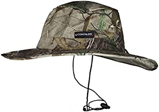 Compass 360 Waterproof HydroTek Camouflage Bucket Hat (Realtree Edge)