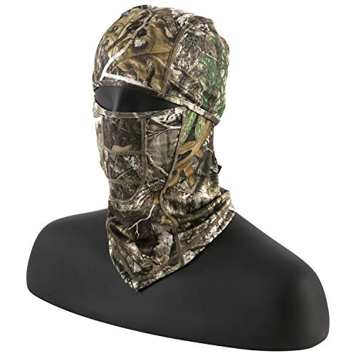 Allen Company Balaclava Face Mask with Mesh - Realtree Edge, Camo
