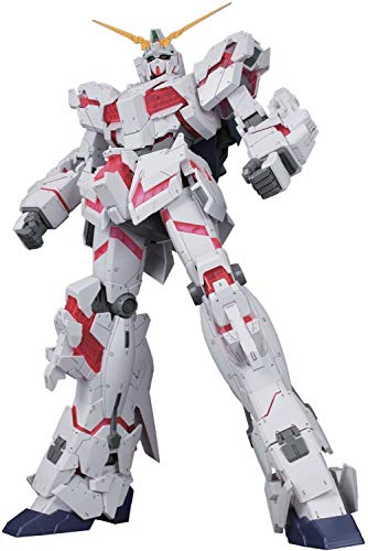メガサイズモデル 機動戦士ガンダムUC ユニコーンガンダム(デストロイモード) 1/48スケール 色分け済みプラ...