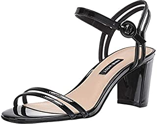 Womens PIPER3 Open Toe Bridal Ankle Strap Sandals