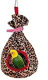 MIAOGOU Nid d'oiseau Chaud Parrot Cage Nid d'oiseau Suspendu Rongeur lit Suspendu Bird House Parrot Hamac Hiver Oiseau Lit Pet Cage Hamac Oiseau hamac (Color : 3)