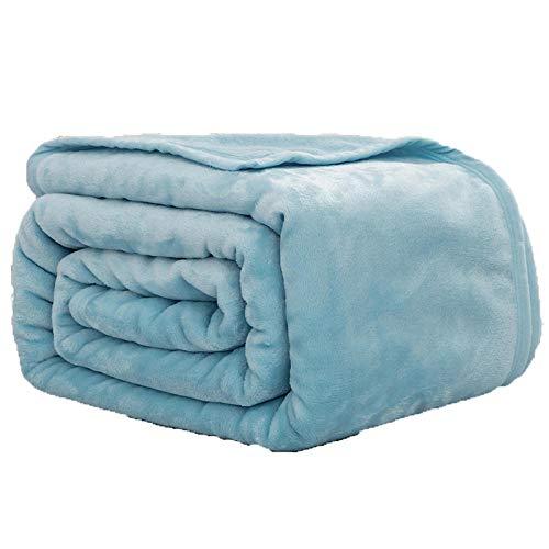 Manta de TV con cómoda Manta de Polar Coral,Adecuado para Todas Las Estaciones, Adecuado cumpleaños.