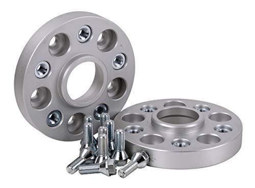 Hofmann Spurverbreiterung Aluminium 2 Stk. (30 mm/ 60 mm) inkl. TÜV-Teilegutachten~