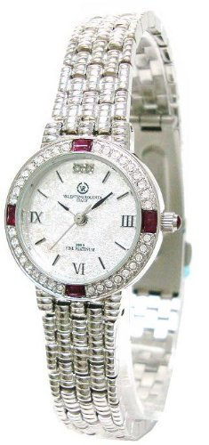 [バレンチノロレンタ] 腕時計 VR-113-L-RU シルバー