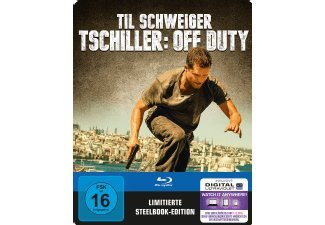 Tschiller: Off Duty (Exklusive Steelbook Edition) [Blu-ray]