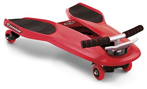 Fuzion Spinner Shark Drifting Kneeboard (Red)