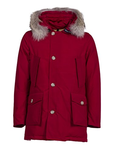 Giubbotto Arctic Parka Rosso Woolrich