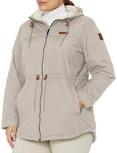 Columbia Women's Chatfield Hill Jacket, Flint Grey, Large