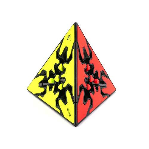 Qiyi Gear Pyraminx - Tiles