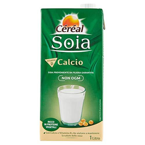 Céréal Latte di Soia con Calcio e Vitamina D, 1L